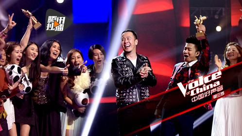 第12期:那英、杨坤队选歌国际范