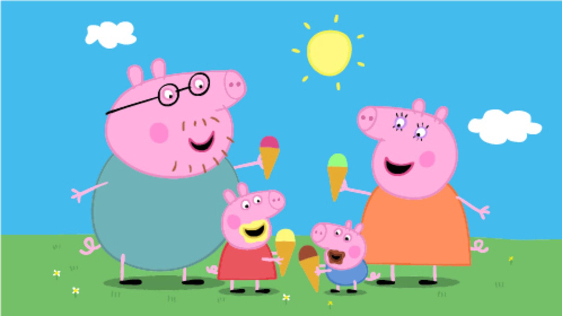 小猪佩奇第一季