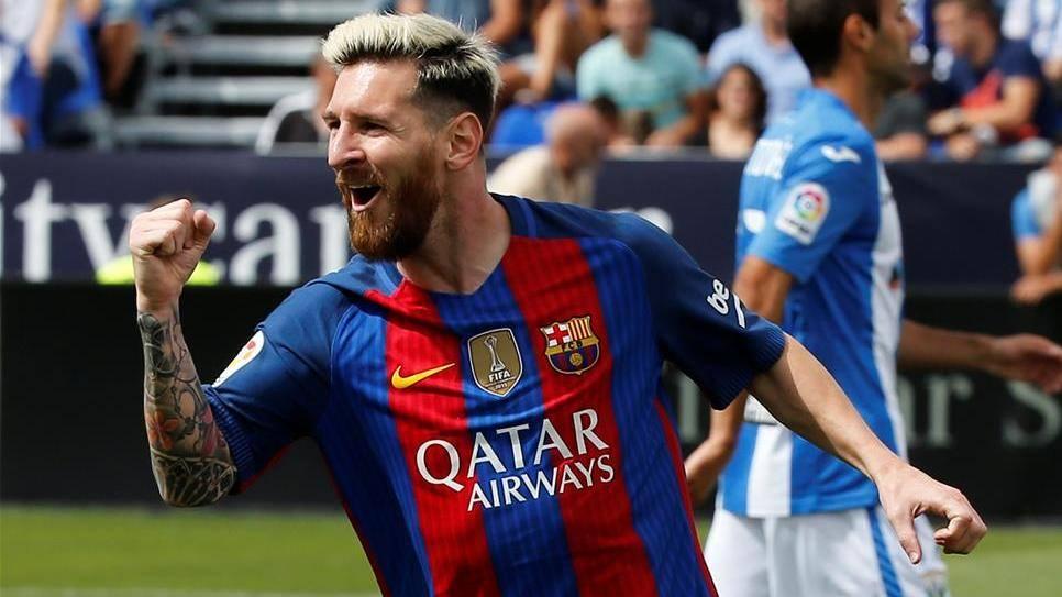 梅西5大最不可思议的进球