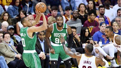 NBA分区决赛十佳