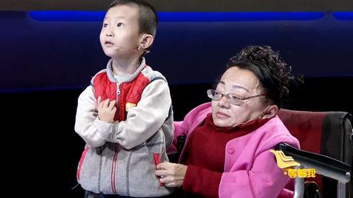 瓷娃娃妈妈为养子寻亲生父母