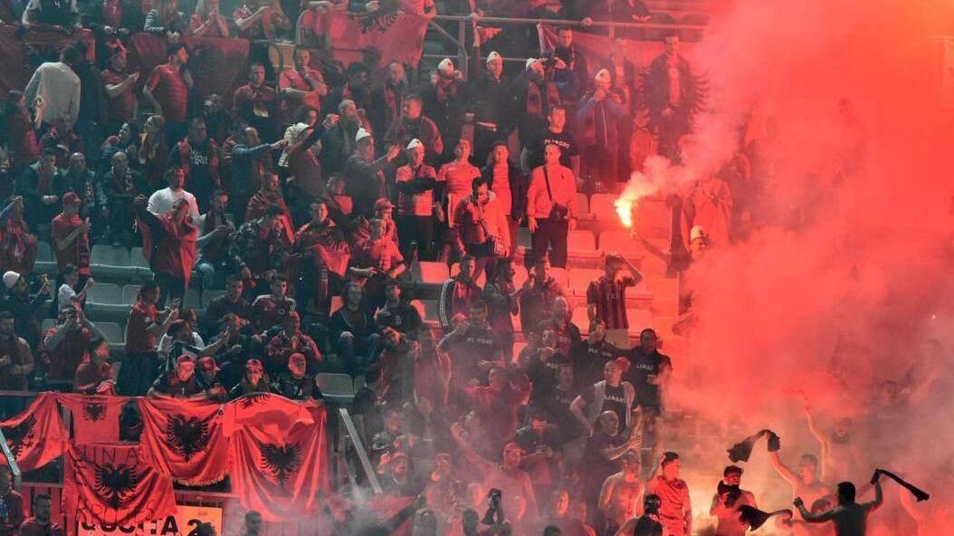 世预赛-意大利2-0阿尔巴尼亚
