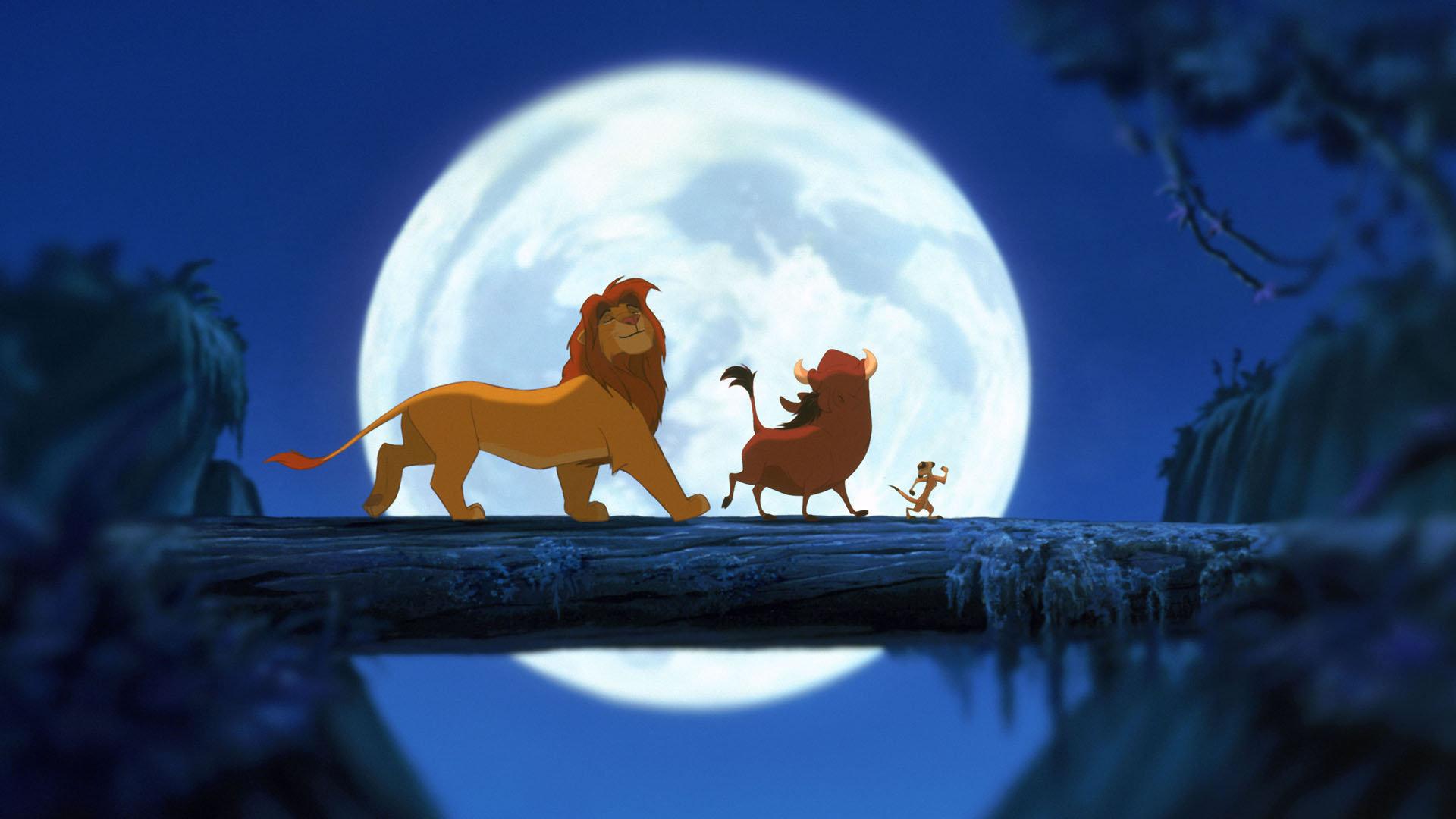 在皮克斯的《海底总动员》推出之前,《狮子王》一直是好莱坞动画片的