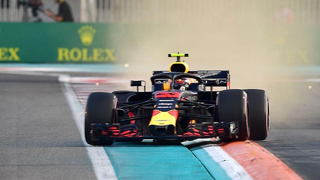 2018-11-25 F1阿布扎比大奖赛正赛 原声回放