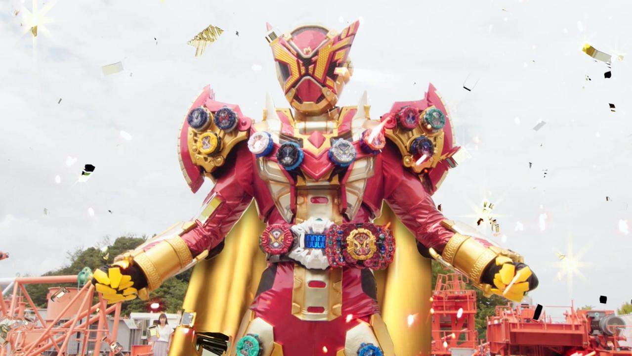 假面骑士时王下一刻王权盖茨日语版