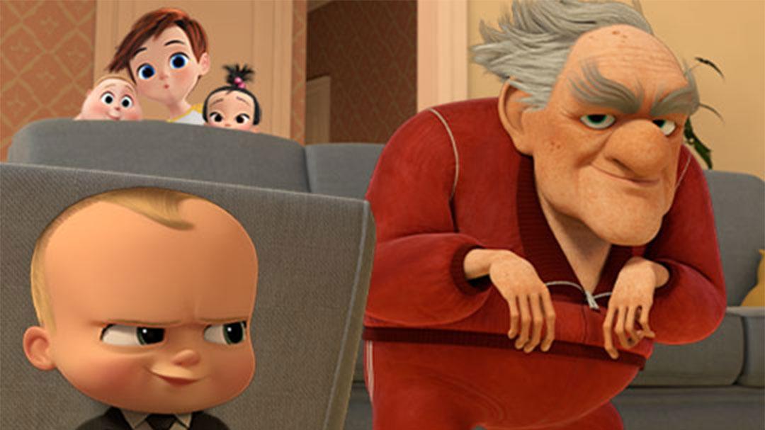 宝贝老板:宝宝归来第二季