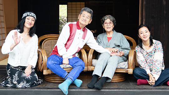 第5期:周迅日本探访失忆症老人