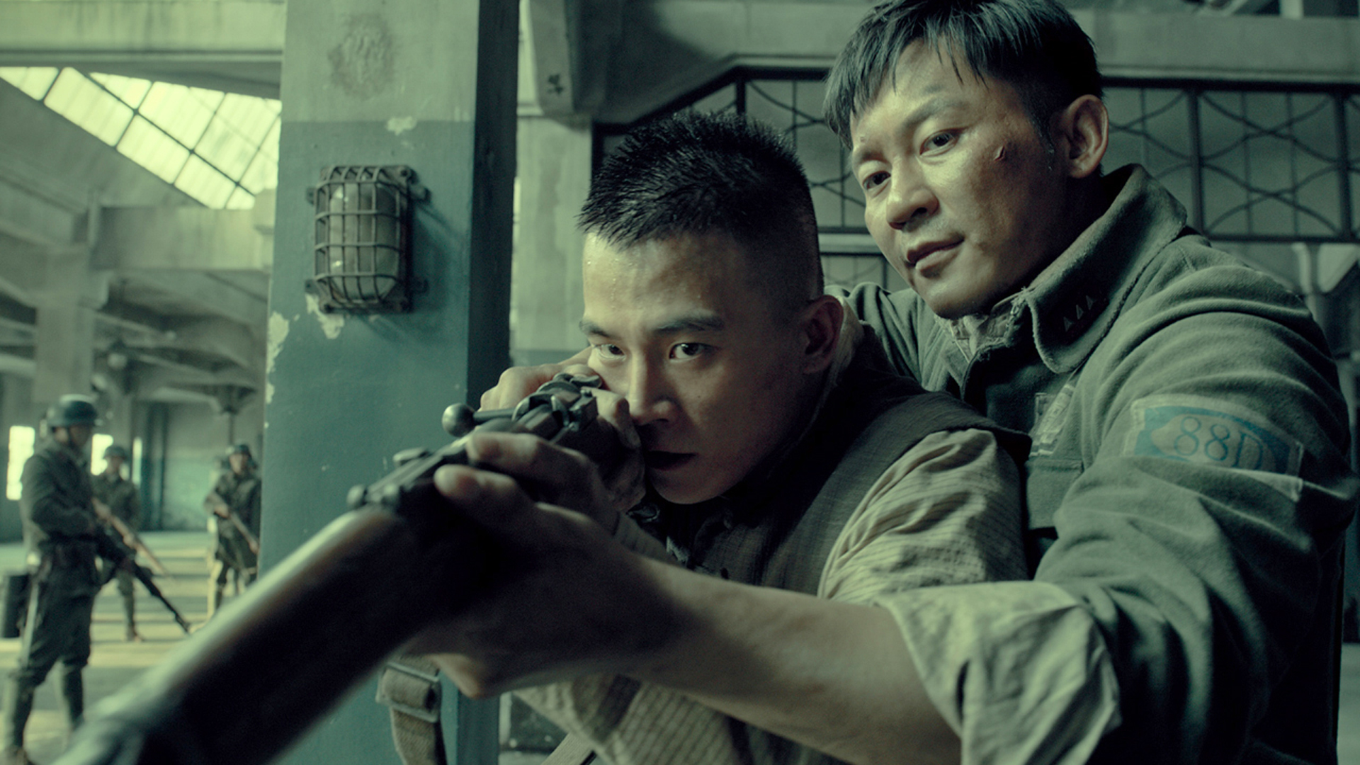 虎·破——电影《八佰》制作纪录