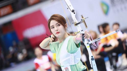 第三届《超新星运动会》女子射箭决赛