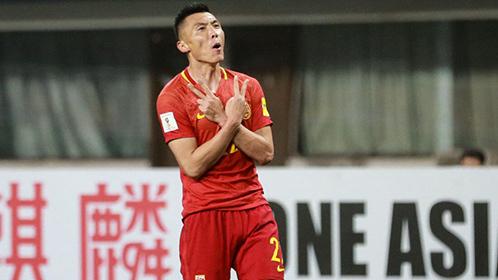 国足1-0韩国12强赛首胜