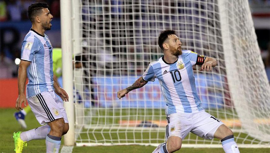 阿根廷1-0智利