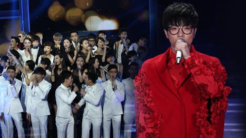 华晨宇夺冠快男超女忆十年