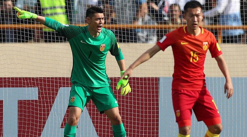 世预赛-伊朗1:0中国