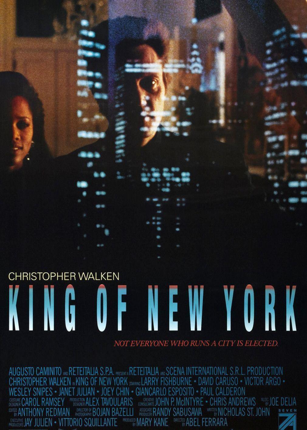 《纽约王》电影高清在线观看