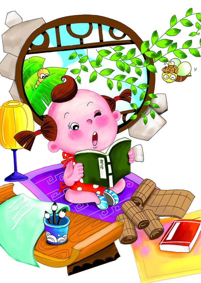 腾讯儿童原创古诗动画