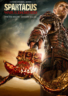 斯巴达克斯:诅咒者之战 第3季在线观看