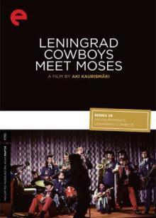 列宁格勒牛仔搭摩西
