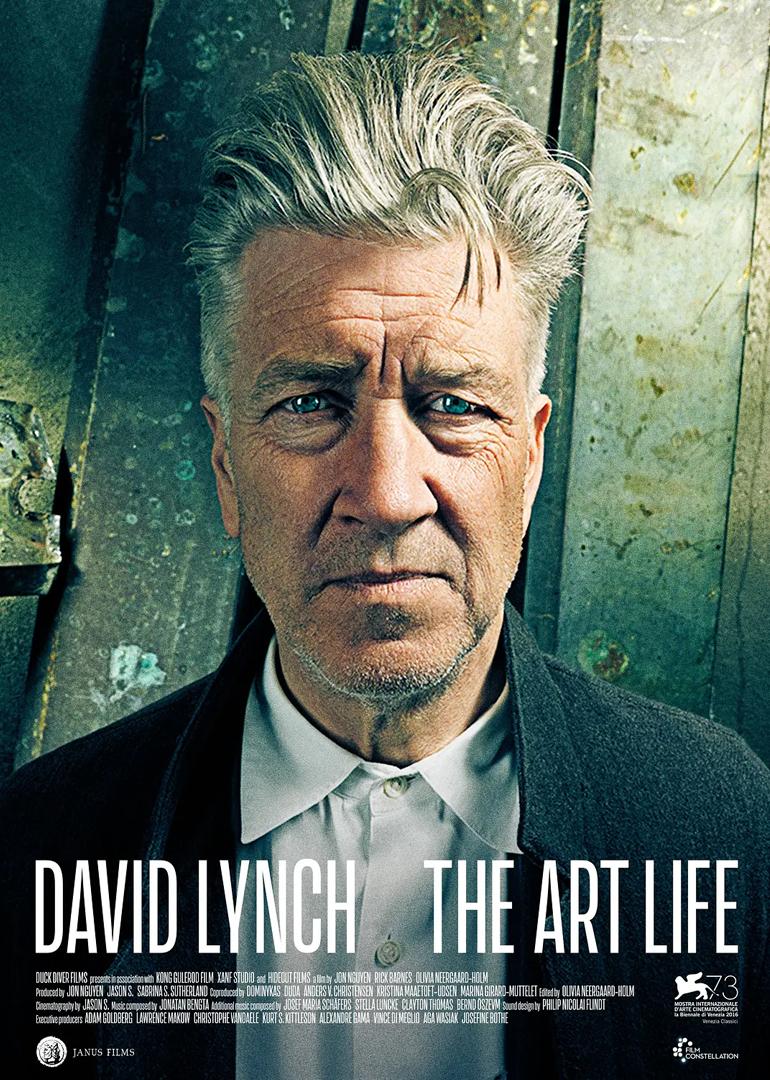 大卫·林奇:艺术生涯