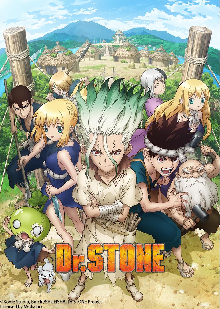 Dr.STONE  石纪元 第一季