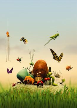 三年級語文下冊4 昆蟲備忘錄