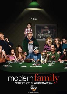 摩登家庭第六季电影评论:幸福的家庭总是相似的