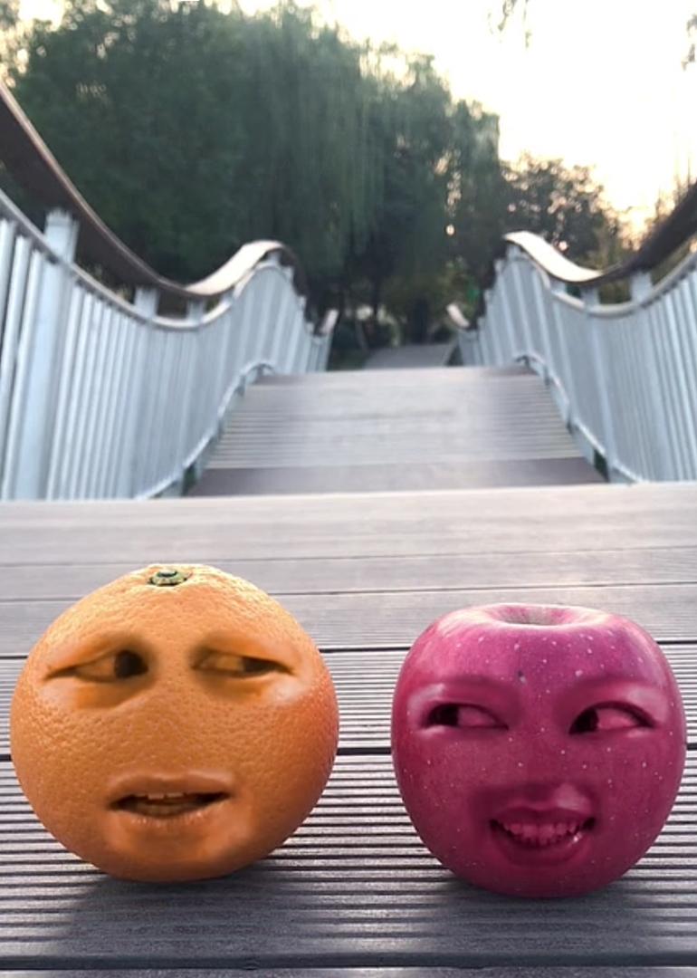 水果会说话