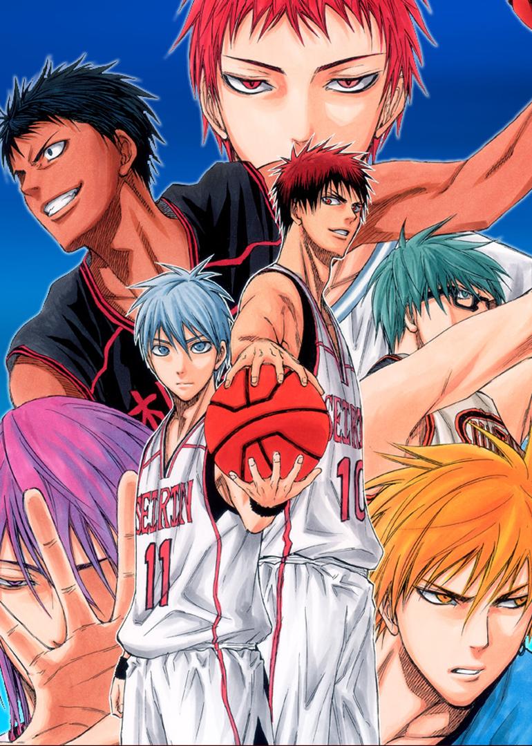 黑子的篮球第二季 OVA