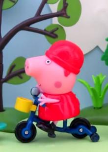 【喵呜玩具】佩奇的故事