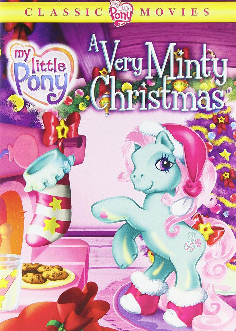 我的小马驹之薄荷糖的圣诞节