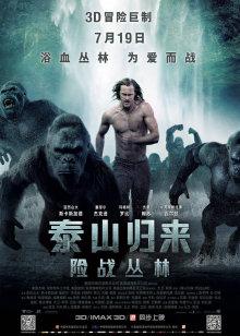 泰山归来:险战丛林(英语版)