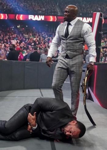 WWE RAW 第1473期