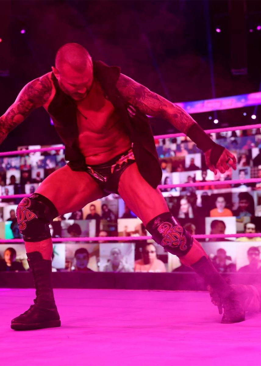 WWE快车道大赛5年合集