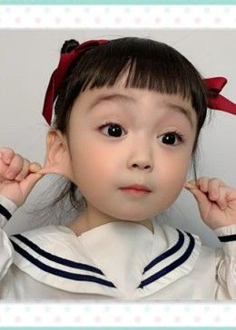 可爱萌宝小恬恬