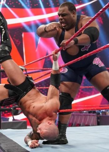WWE RAW 第1470期