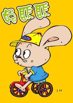 兔匪匪搞笑动画短片