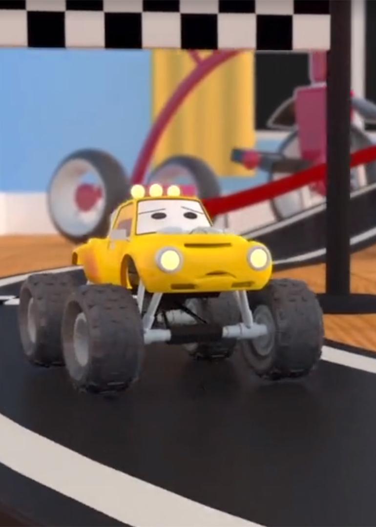 大脚卡车 卢卡斯