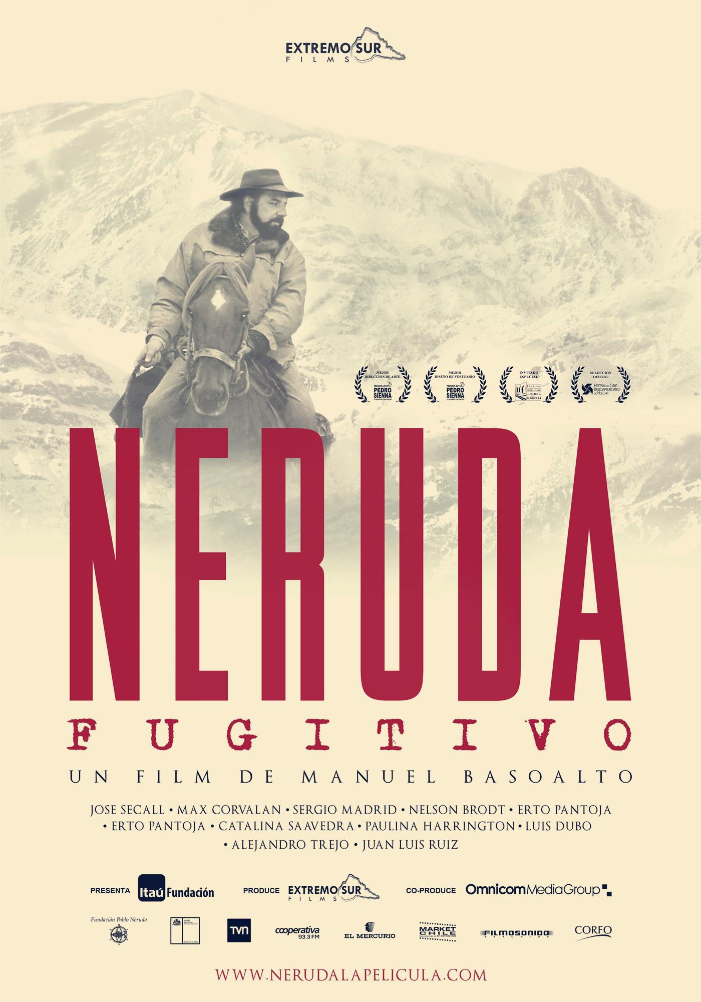 《聂鲁达》电影高清在线观看