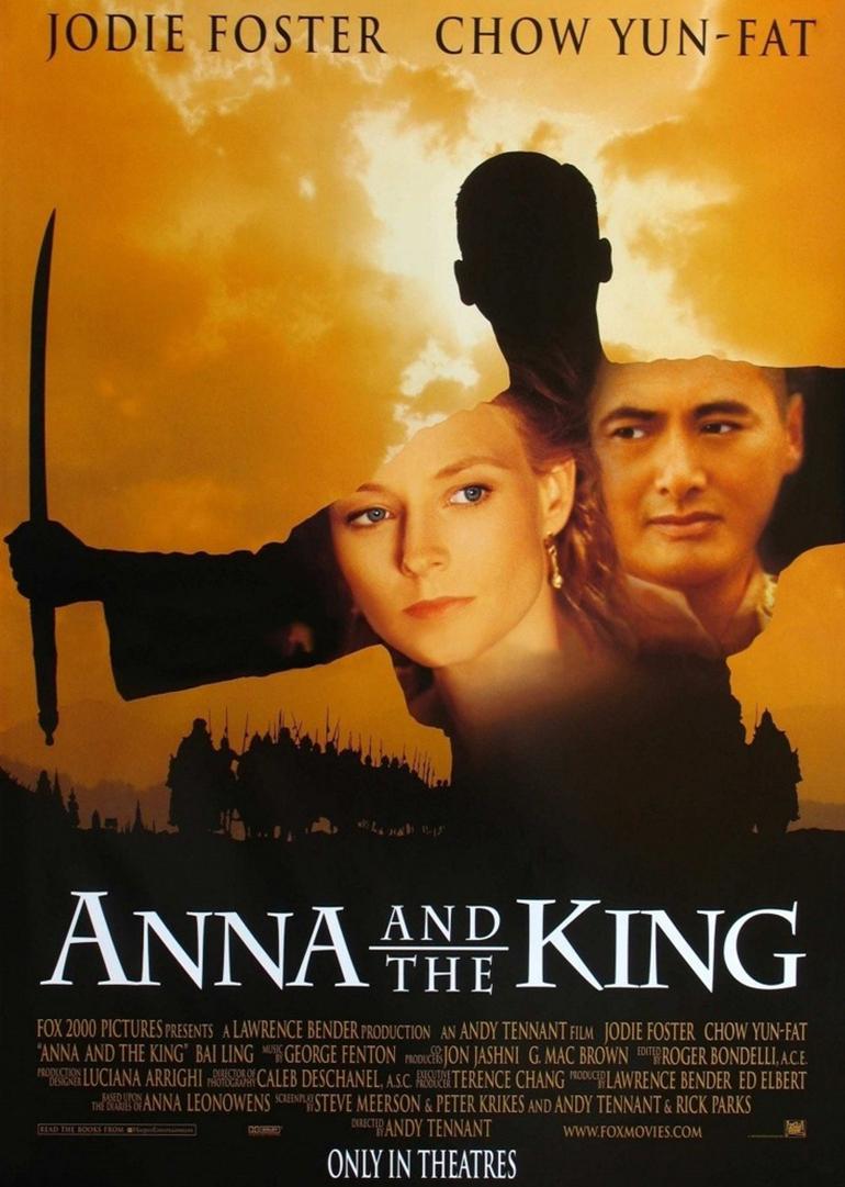 《安娜与国王》电影高清在线观看