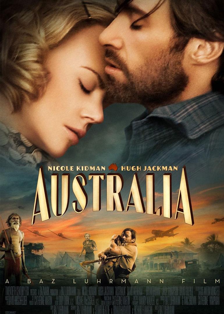 澳洲乱世情