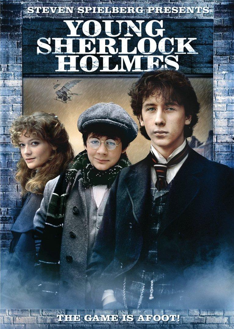《少年福尔摩斯》电影高清在线观看