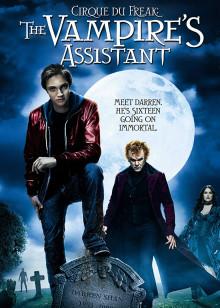 吸血鬼助手
