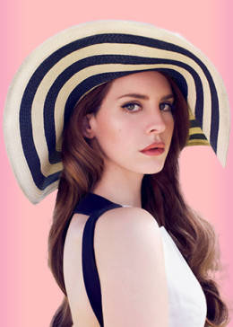 当代复古女伶:Lana Del Rey