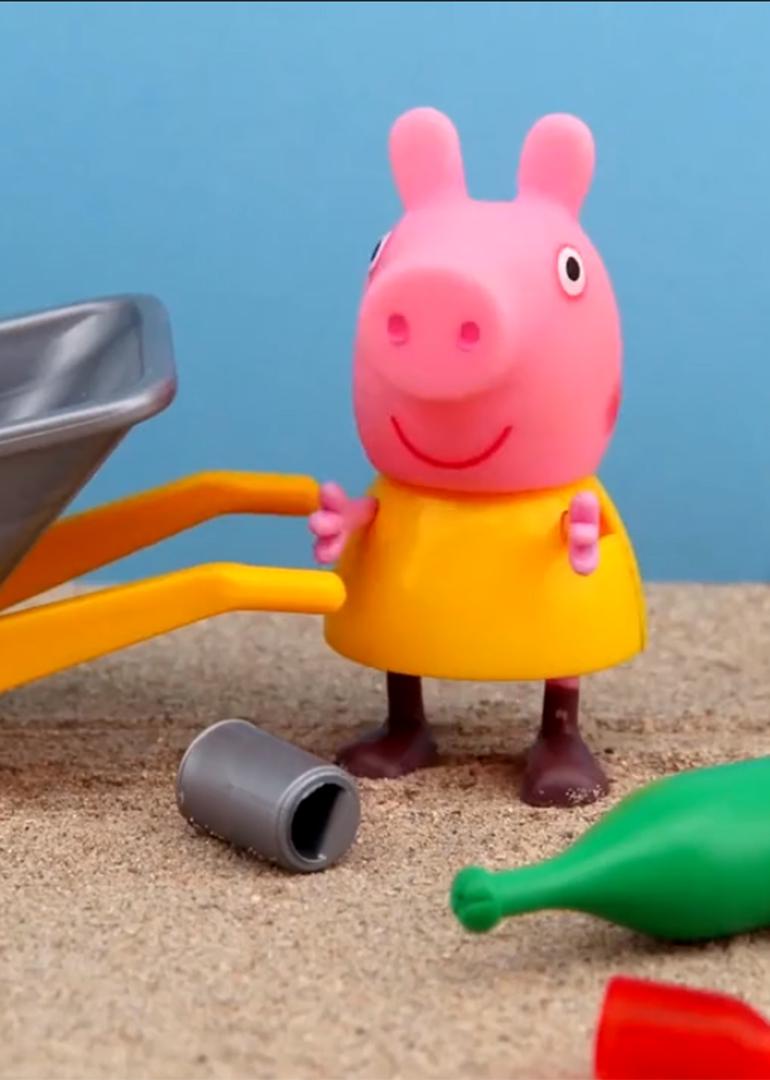 小猪佩奇的日常生活