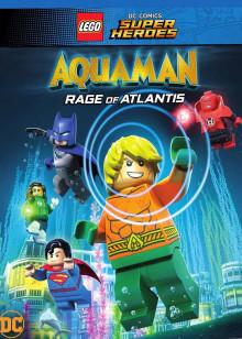 乐高DC超级英雄:海王 ― 亚特兰蒂斯之战