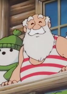 圣诞老公公与Tonakaikuppi