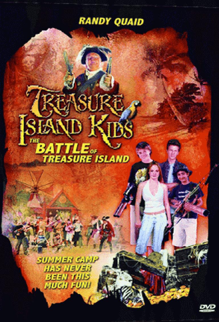 金银岛之战:宝岛的秘密