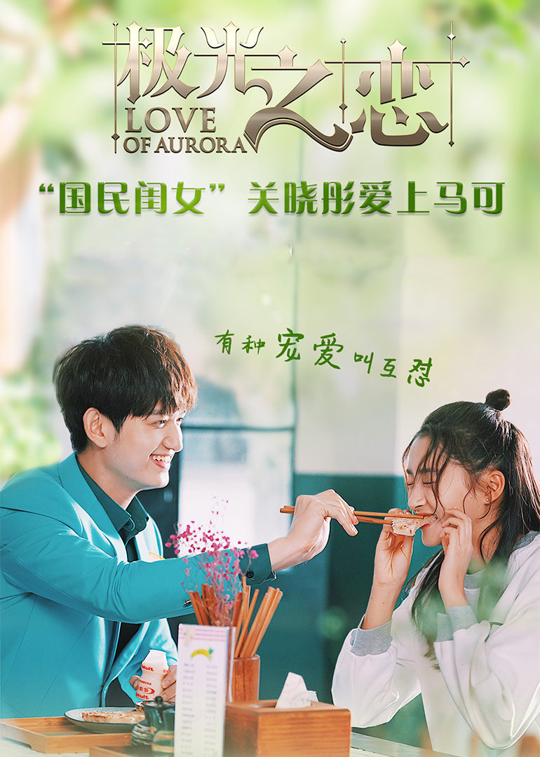 极光之恋 DVD版