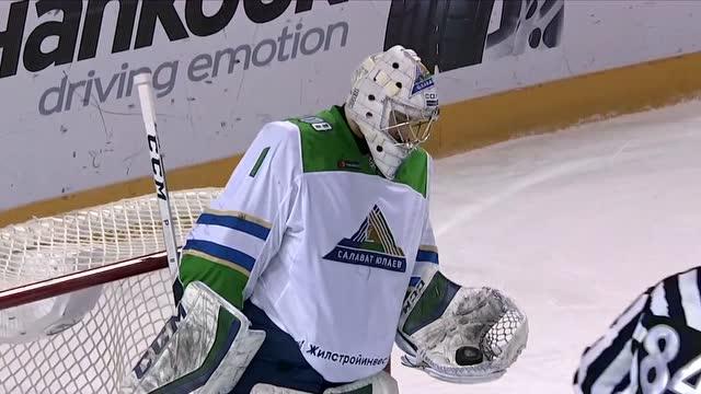 【回放】KHL大陆冰球联赛:昆仑鸿星vs乌法萨拉瓦特 第2节_综合赛事