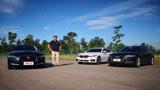 商务与运动兼得,捷豹XFL,奥迪A6L和宝马5系Li三车横评上集