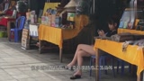 在云南河口,很多越南女人来中国做生意,看看她们卖什么